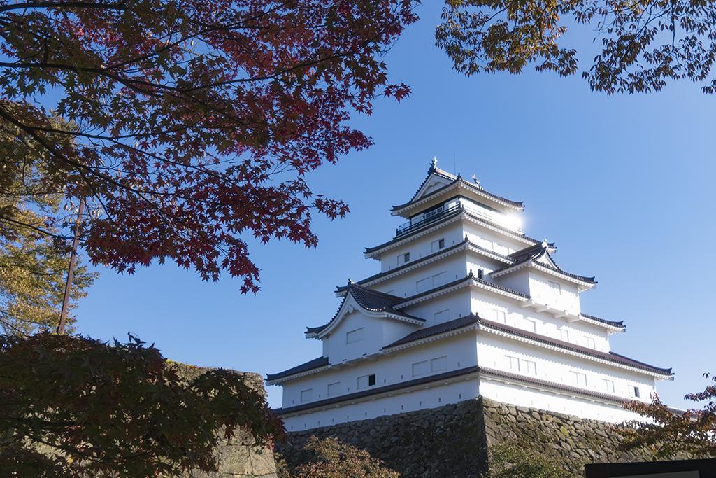 17831 鶴ヶ城